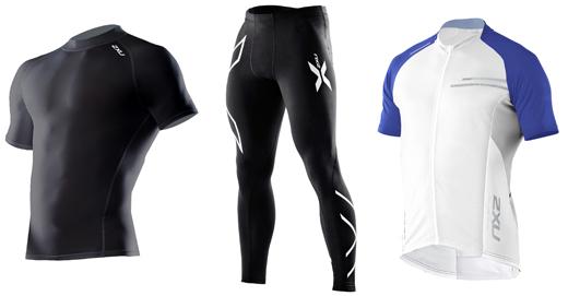 2xu men's performance apparel