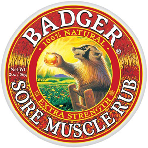 badger sore muscle rub pain fitness