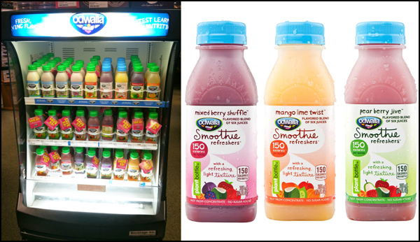 odwalla juices