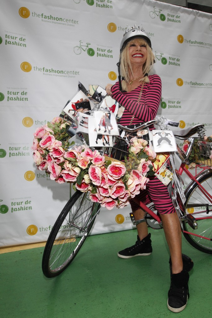 betsey johnson bike