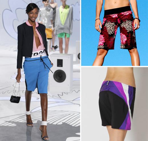 Board Shorts fitness fashion