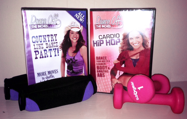 dance the inches off dvds