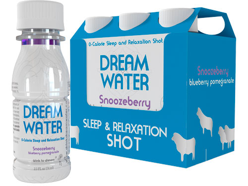 dream water sleep aid
