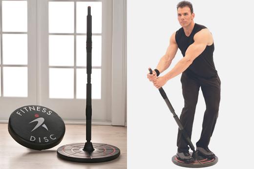 Frank Seppe Fitness Disk Pole