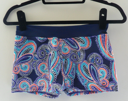 Yoga Beach Hot Short