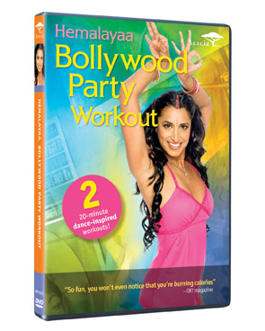 Bollywood Party Workout DVD
