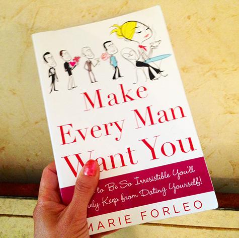 Marie Forleo Book