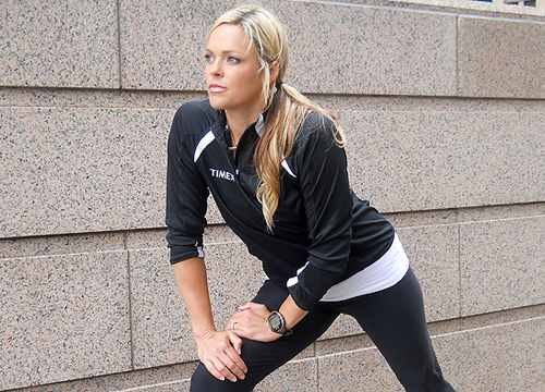 jennie finch marathon