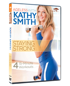 Kathy Smith Ageless DVD
