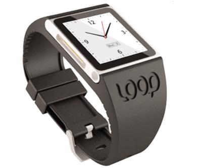 loop attachment watch
