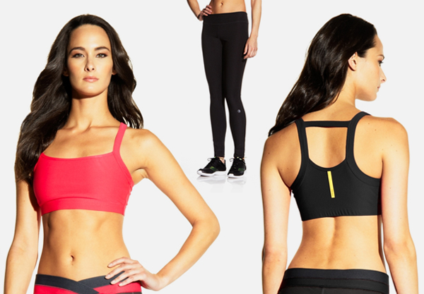 MPG best sports bras fitness leggings workout clothes