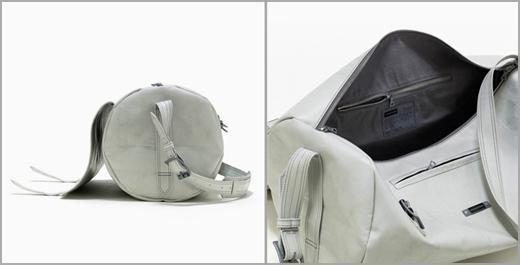 leather sport duffel gym bag Murray