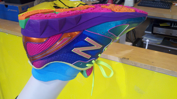 new balance run shoes