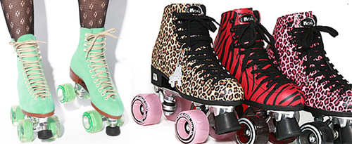 roller skates women fitness fashion mizzfit moxi