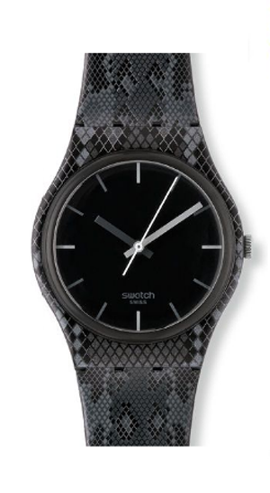Swatch Watch Animal Print collection