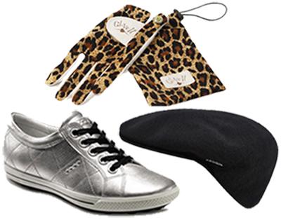 Leopard gloveit golf glove mizzfit
