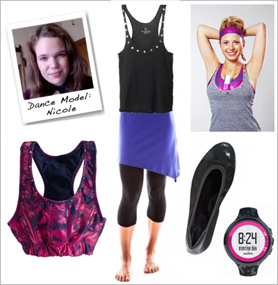 MizzFIT Spring fitness trends dance zumba clothes