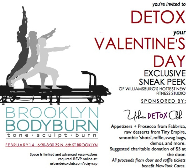 valentine s day detox brooklyn body burn