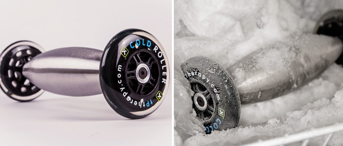 fit_trend_muscle_dumbbell_roller_ice_freeze_cold_therapy_runners