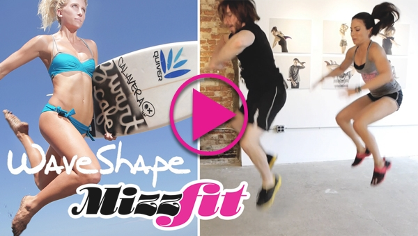 your summer is screaming for waveshape it s the surf girl body workout