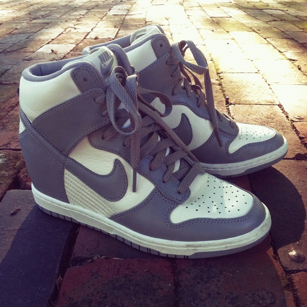 low priced b89a0 d37a5 Knocking the Wind Outta the Windy City with Lady Foot Locker in My 1st Pair  of High-Tops