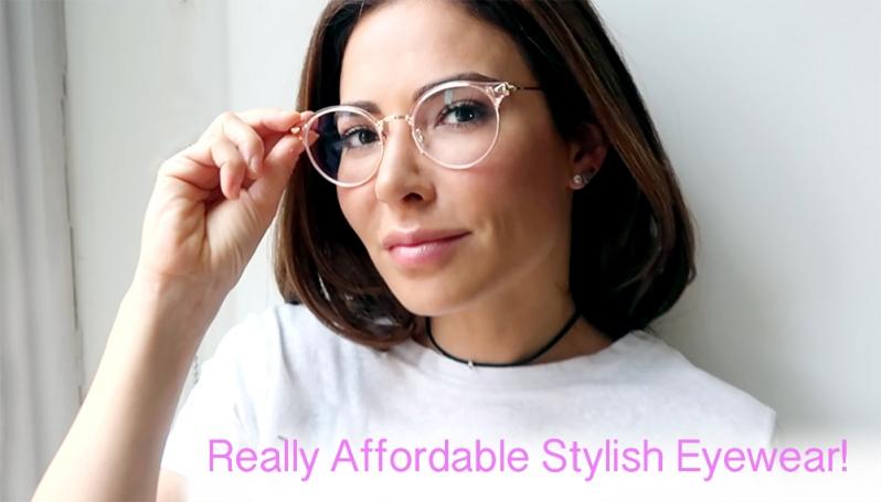d3a3665bab Stylish Eyeglasses On The Cheap!